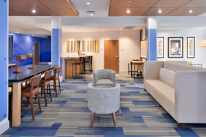 Lobby - Holiday Inn Express Hotel & Suites East Madison