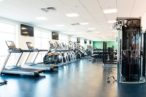 Fitness/ Exercise Room - Holiday Inn Express Hotel & Suites East Madison