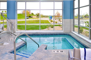 Pool - Holiday Inn Express Hotel & Suites East Madison