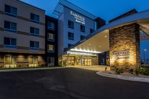Exterior view - Fairfield Inn & Suites by Marriott Butte