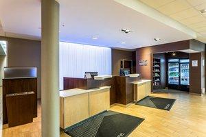 Lobby - Fairfield Inn & Suites by Marriott Butte