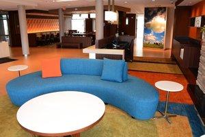 Lobby - Fairfield Inn & Suites by Marriott Somerset