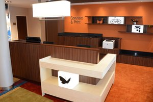 Conference Area - Fairfield Inn & Suites by Marriott Somerset