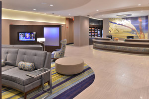 Lobby - SpringHill Suites by Marriott Cary