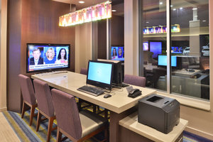 Conference Area - SpringHill Suites by Marriott Cary