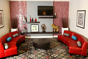 Lobby - Holiday Inn Express Hotel & Suites Sumter