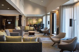 Lobby - Courtyard by Marriott Hotel Norwood