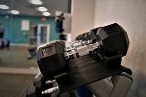 Fitness/ Exercise Room - Holiday Inn Express Hotel & Suites Ocala