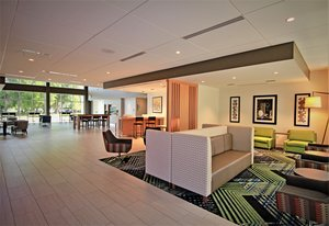 Lobby - Holiday Inn Express Hotel & Suites Ocala