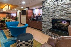 Lobby - Fairfield Inn & Suites by Marriott South Salt Lake City