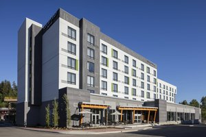 Exterior view - Courtyard by Marriott Hotel Prince George