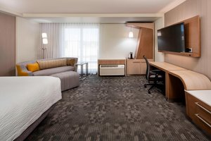 Suite - Courtyard by Marriott Hotel Prince George