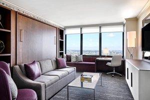 Suite - JW Marriott Hotel New Orleans