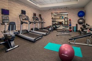 Recreation - Courtyard by Marriott Hotel Downtown Wilmington
