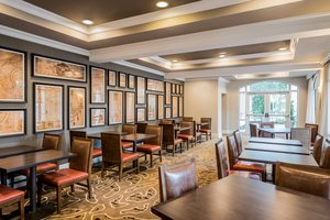 Restaurant - Courtyard by Marriott Hotel Marion Square Charleston