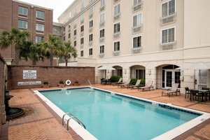 Recreation - Courtyard by Marriott Hotel Marion Square Charleston