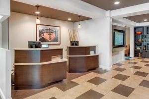 Lobby - Courtyard by Marriott Hotel Portsmouth
