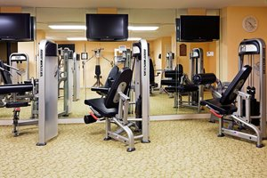 Fitness/ Exercise Room - Holiday Inn Express Hotel & Suites Clearwater Beach