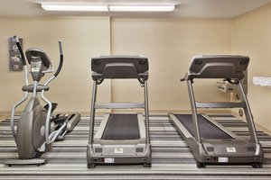 Fitness/ Exercise Room - Candlewood Suites Jersey City