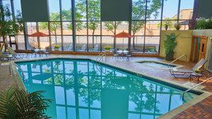 Pool - Holiday Inn Yorkdale Toronto