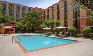 Pool - Crowne Plaza Hotel North Central Austin
