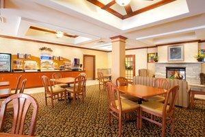 Restaurant - Holiday Inn Express Hotel & Suites Loves Park
