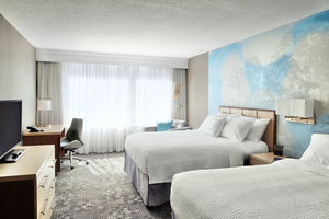 Room - Courtyard by Marriott Hotel Downtown Toronto