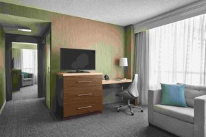 Suite - Courtyard by Marriott Hotel Downtown Toronto