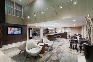 Lobby - Courtyard by Marriott Hotel Athens