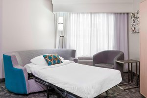 Suite - Courtyard by Marriott Hotel Athens