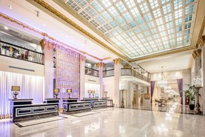 Lobby - Mayflower Hotel DC