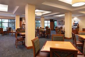 Restaurant - Holiday Inn Express Hotel & Suites Airport Denver