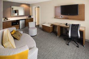 Suite - Courtyard by Marriott Hotel St Louis Airport Bridgeton