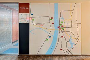 Map - TownePlace Suites by Marriott Port Allen