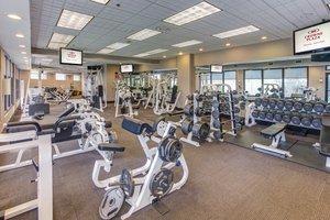 Fitness/ Exercise Room - Crowne Plaza Hotel Executive Center Baton Rouge