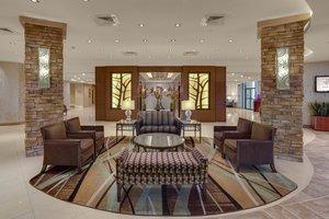 Lobby - Crowne Plaza Hotel Executive Center Baton Rouge