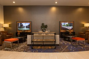 Lobby - Holiday Inn Fairborn
