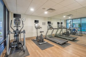 Fitness/ Exercise Room - Holiday Inn Express Hotel & Suites Jeffersontown