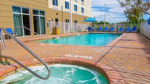 Pool - Holiday Inn Express Hotel & Suites Palm Bay