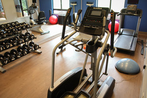 Fitness/ Exercise Room - Holiday Inn Express Hotel & Suites Athens