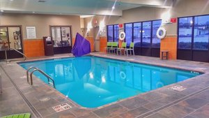 Pool - Holiday Inn Hotel & Suites Opelousas