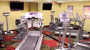 Fitness/ Exercise Room - Holiday Inn Express Jamestown