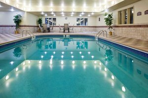 Pool - Holiday Inn Express Hotel & Suites Grand Forks
