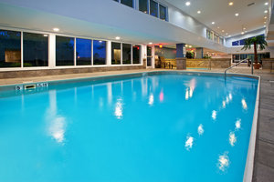 Pool - Holiday Inn Express Hotel & Suites Bedford