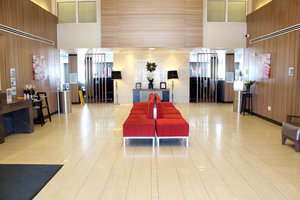 Lobby - Holiday Inn Express Hotel & Suites Bonnyville