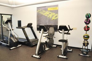 Fitness/ Exercise Room - Crowne Plaza Hotel Warwick