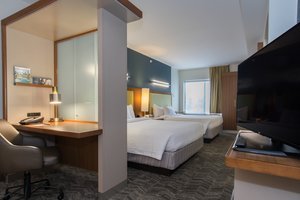 Suite - SpringHill Suites by Marriott Downtown Columbia