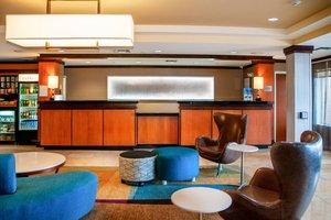 Lobby - Fairfield Inn & Suites by Marriott USAFA CO Springs