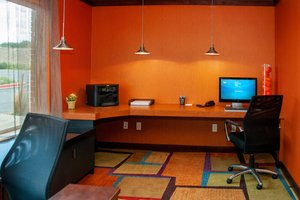 Conference Area - Fairfield Inn & Suites by Marriott USAFA CO Springs