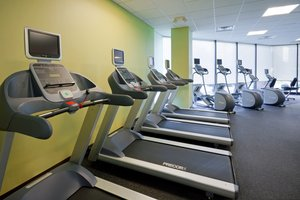 Fitness/ Exercise Room - Holiday Inn Meadow Secaucus